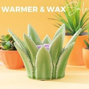 WARMER WAX SCENTSY SALE