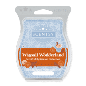 WASSAIL WONDERLAND SCENTSY BAR