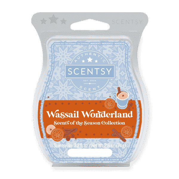 WASSAIL WONDERLAND SCENTSY BAR