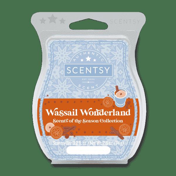 WASSAIL WONDERLAND SCENTSY BAR | Wassail Wonderland Scentsy Bar
