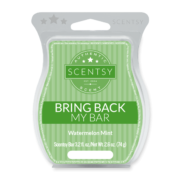 WATERMELON MINT BRING BACK MY SCENTSY BAR JULY 2018