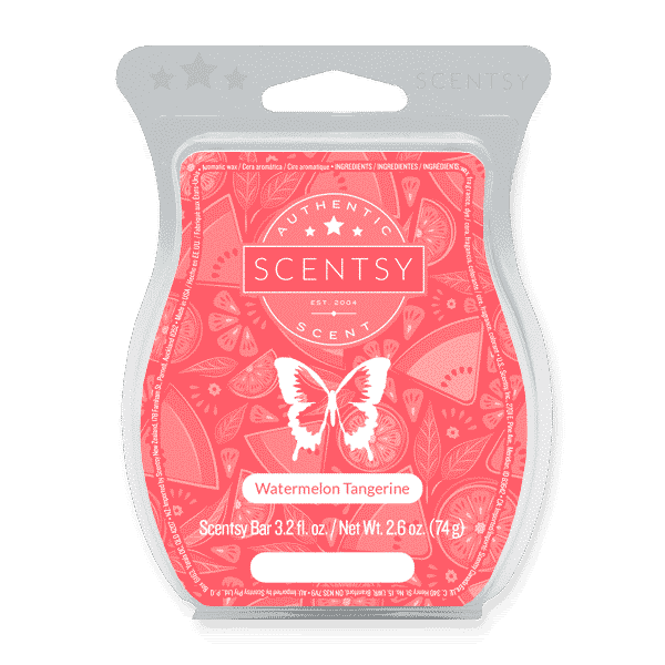 WATERMELON TANGERINE SCENTSY BAR