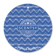 WAVES AND WONDER SCENTSY SCENT CIRCLE