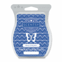 WAVES AND WONDER SCENTSY BAR
