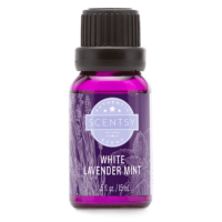 WHITE LAVENDER MINT SCENTSY OIL