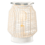 WICKER SCENTSY WARMER