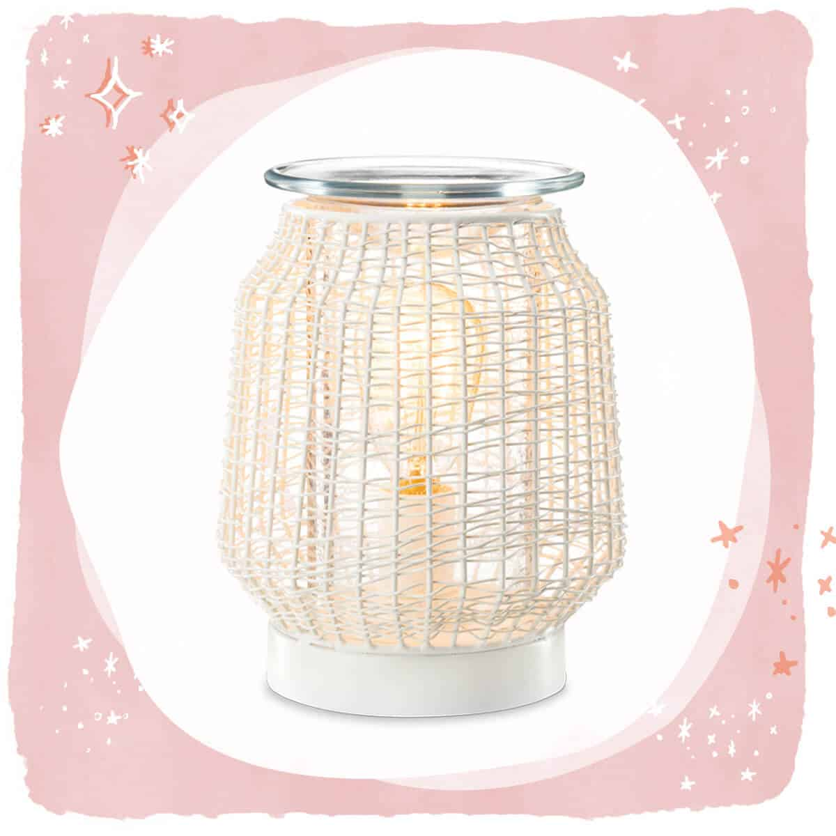 New Wicker Scentsy Warmer Scentsy 174 Buy Online Scentsy