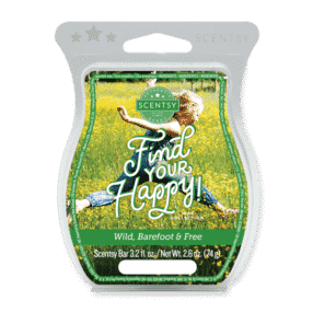 WILD BAREFOOT FREE SCENTSY BAR