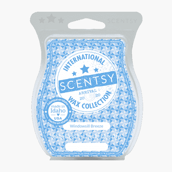 WINDOWSILL BREEZE SCENTSY BAR