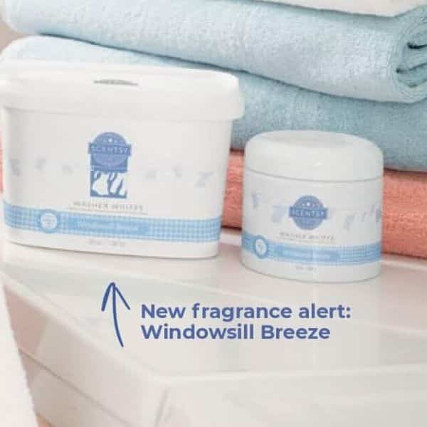 WINDOWSILL BREEZE SCENTSY LAUNDRY