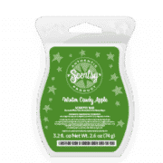 WINTER CANDY APPLE SCENTSY BAR