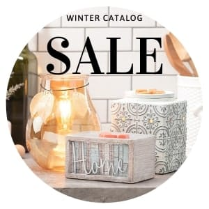 WINTER SCENTSY CATALOG SALE