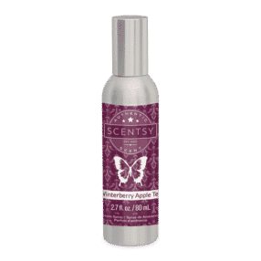 WINTERBERRY APPLE TEA SCENTSY ROOM SPRAY