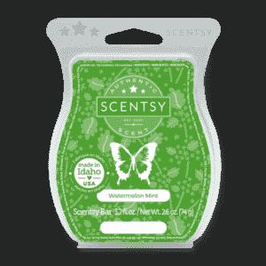 Watermelon Mint Scentsy Bar 2