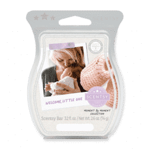 Welcome little one Scentsy Bar