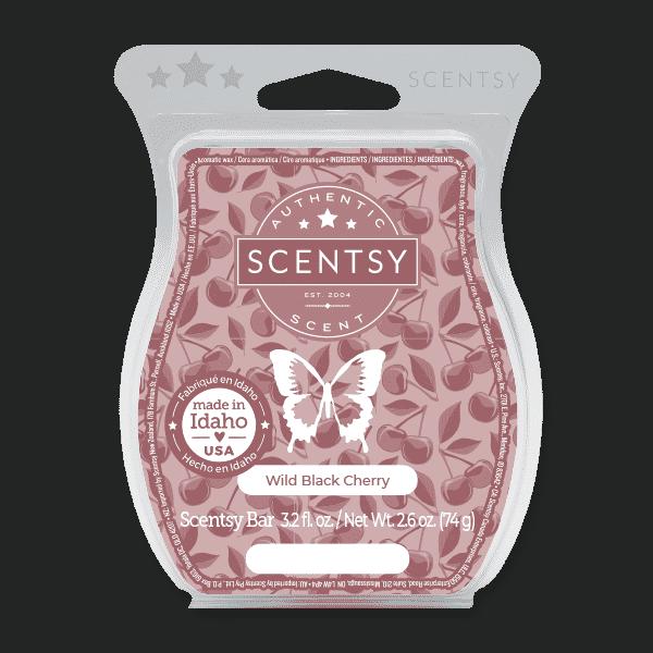 Wild Black Cherry Scentsy Bar
