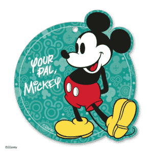 YOUR PAL MICKEY SCENTSY SCENT CIRCLE