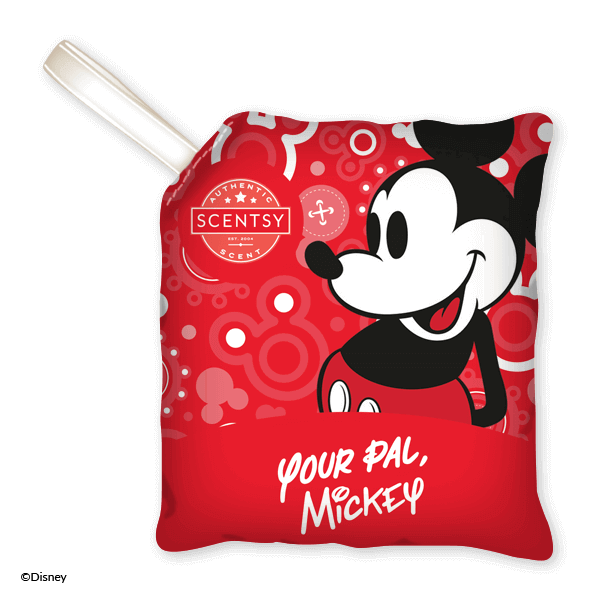 YOUR PAL, MICKEY SCENTSY SCENT PAK