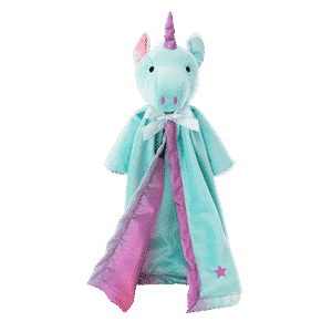 ZOE THE UNICORN SCENTSY BLANKIE BUDDY