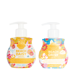 BEACH DAISY SCENTSY BODY BUNDLE