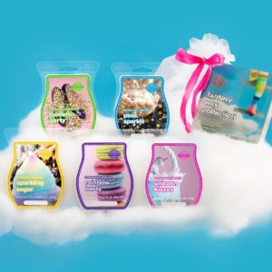 SCENTSY FANTASY WAX COLLECTION
