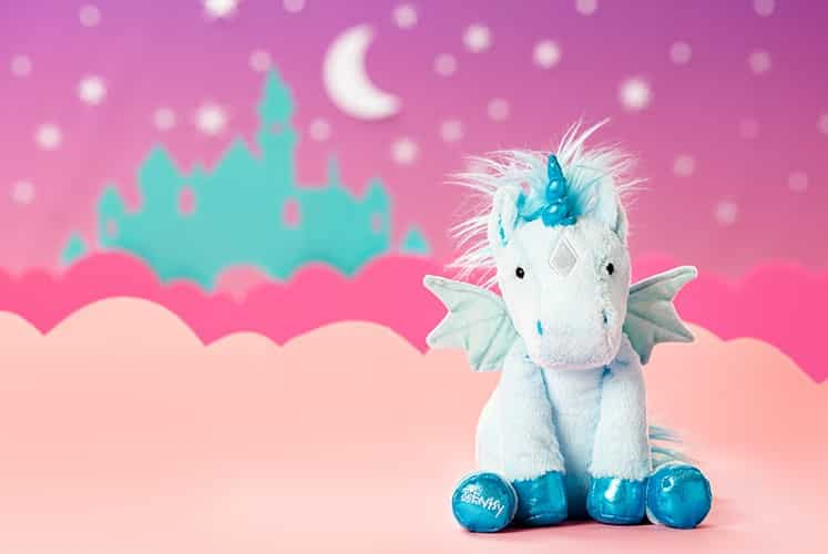 SCENTSY HALLEY THE UNICORN SCENTSY BUDDY