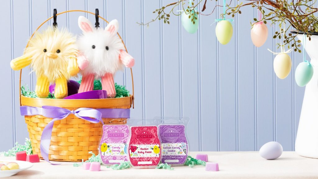 SCENTSY EASTER COLLECTION