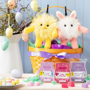 SCENTSY MYSTERY EASTER BUDDY CLIPS