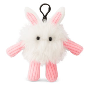 FLUFF THE BUNNY SCENTSY BUDDY CLIP