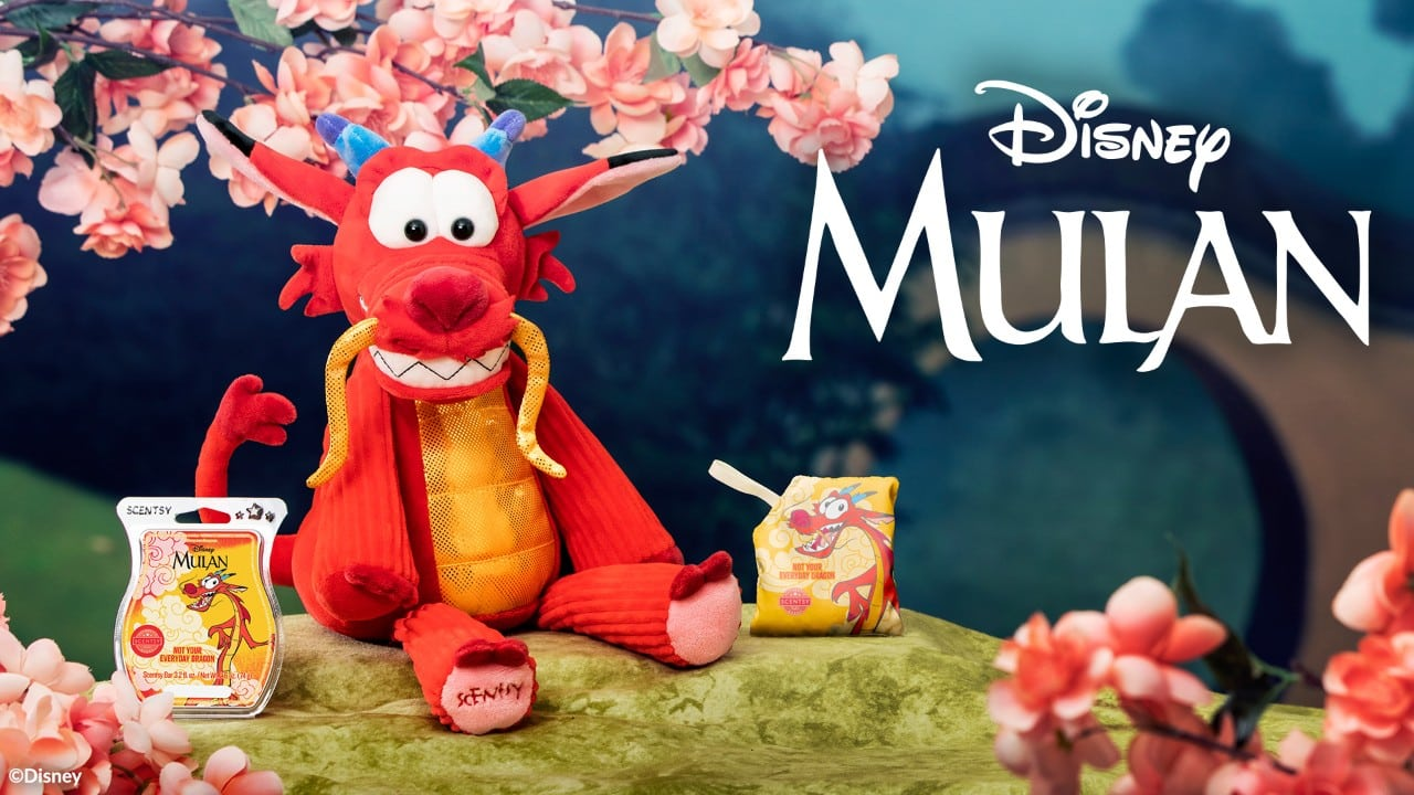 Mulan Scentsy Collection Mushu Scentsy Buddy Not Your Everyday Dragon Scent Scentsy Online Store Scentsy Warmers Scents Shop Scentsy