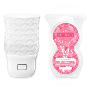 PICKED FOR YOU SCENTSY WALL DIFFUSER AND POD