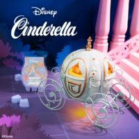 DISNEY'S CINDERELLA CARRIAGE SCENTSY WARMER