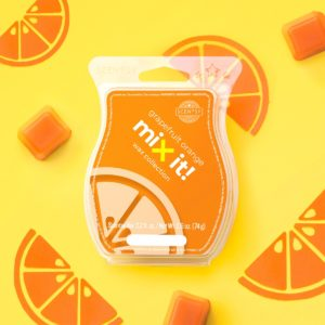 GRAPEFRUIT ORANGE SCENTSY BAR