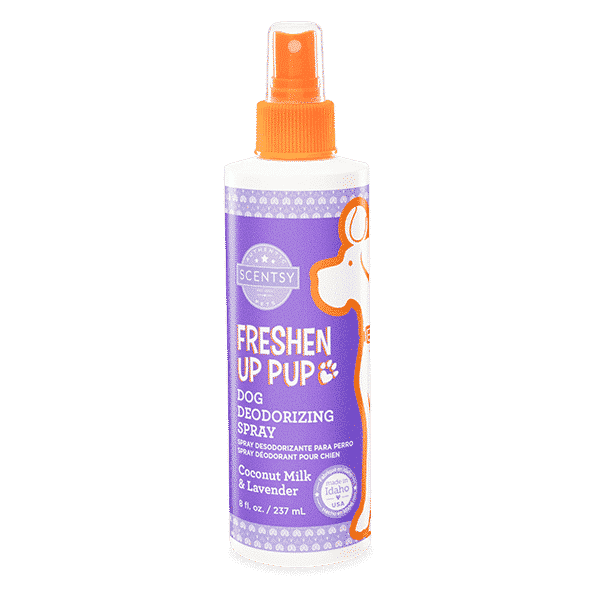 COCONUT MILK LAVENDER FRESHEN UP PUP SCENTSY