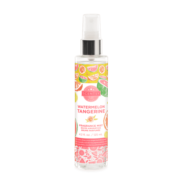 WATERMELON TANGERINE SCENTSY BODY MIST