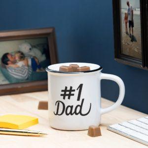 SCENTSY #1 DAD FATHER'S DAY MUG WARMER
