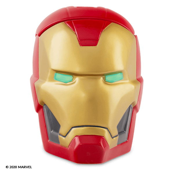 IRON MAN – SCENTSY WARMER  | MARVEL UNIVERSE