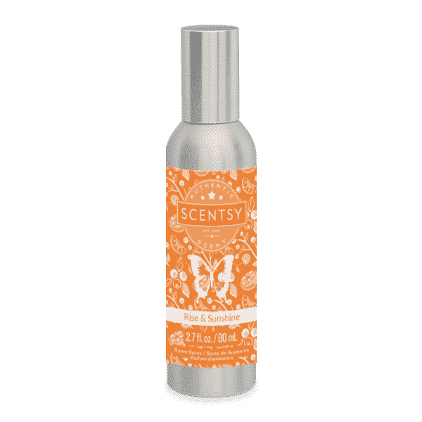 RISE AND SUNSHINE SCENTSY ROOM SPRAY