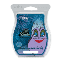URSULA POOR UNFORTUNATE SOULS SCENTSY BAR