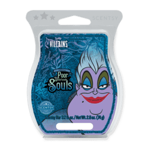 URSULA POOR UNFORUNATE SOULS SCENTSY BAR | DISNEY VILLAINS