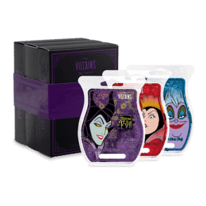 VILLAINS SCENTSY WAX COLLECTION DISNEY
