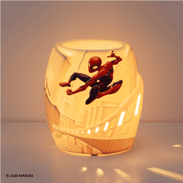 SPIDER MAN SCENTSY WARMER