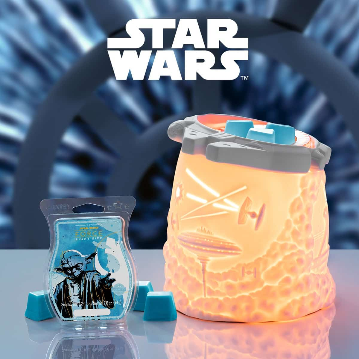 Star Wars™ - Scentsy Collection | R2-D2 Scentsy Warmer | Shop Now