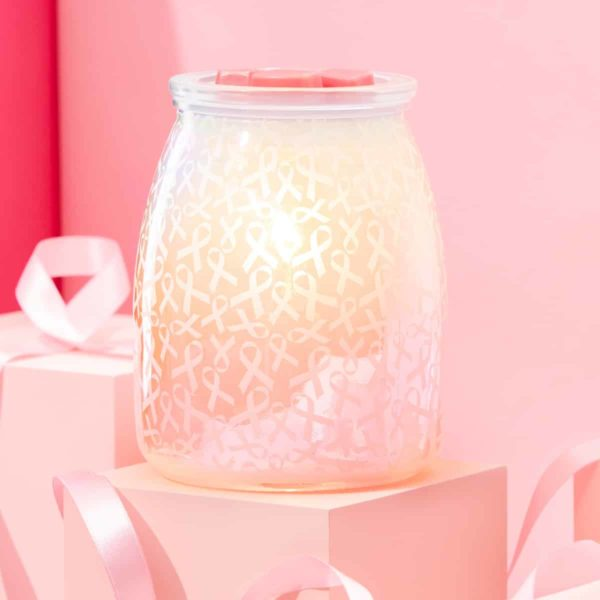 hope strength love scentsy warmer nbcf
