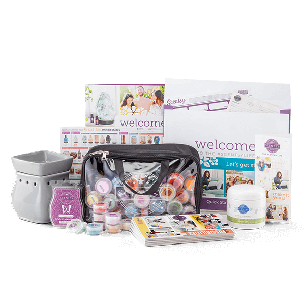 SCENTSY HOST KIT FALL 2019