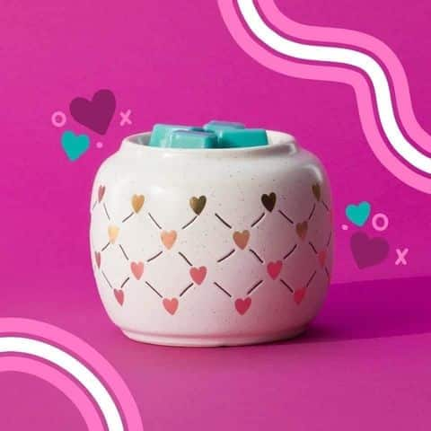love connection valentines 2021 | Moon Over Jupiter Scentsy Warmer | Shop Scentsy | Incandescent.Scentsy.us