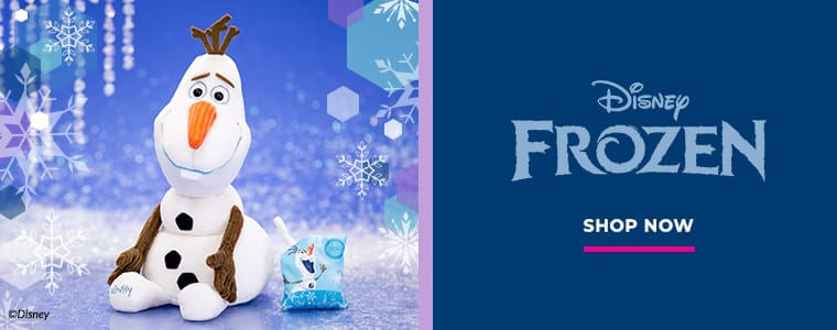 DISNEY: FROZEN - SCENTSY COLLECTION WITH OLAF