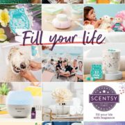 SCENTSY SPRING SUMMER 2020 CATALOG SCENTSY WARMERS, SCENTS & PRODUCTS