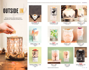 SCENTSY FALL WINTER 2018 2018 CATALOG PAGE 13
