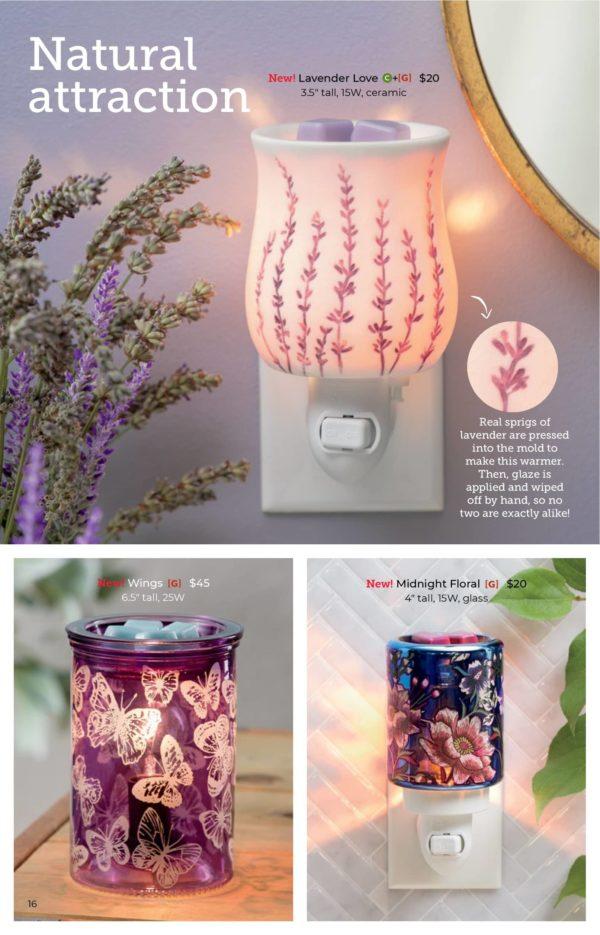 page 15 7 | NEW! Lavender Love Mini Scentsy Warmer | Shop Scentsy | Incandescent.Scentsy.us